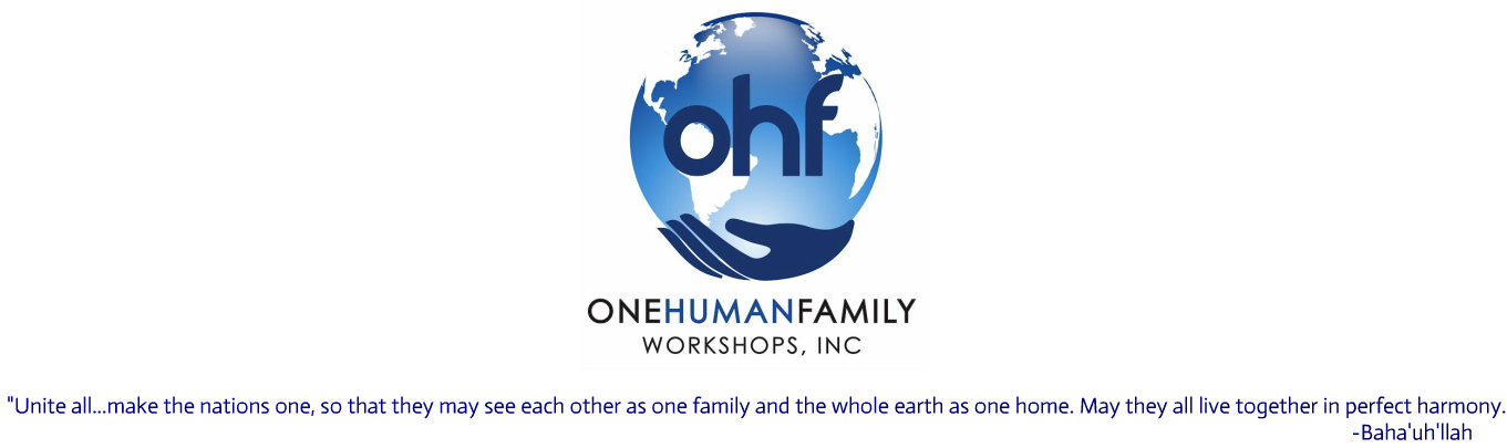 One Human Family